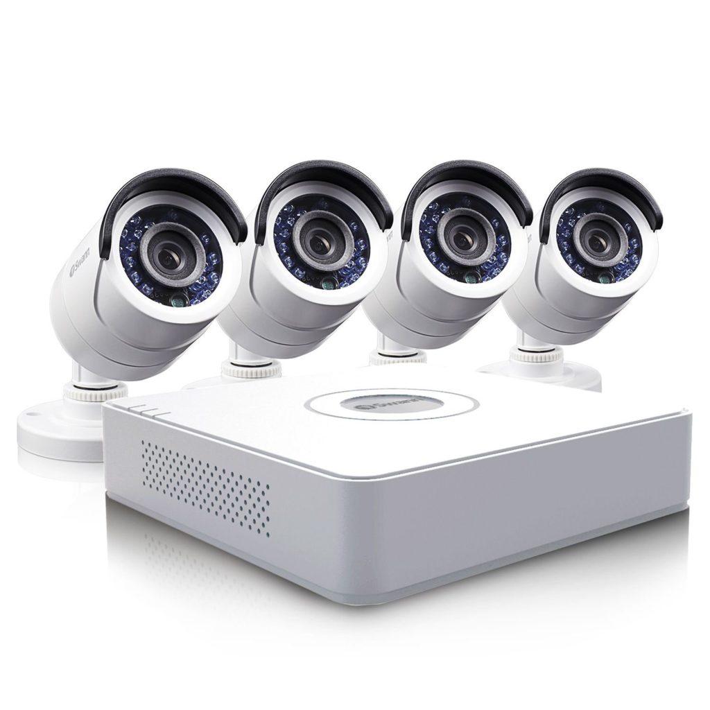 Система видеонаблюдения для квартиры
