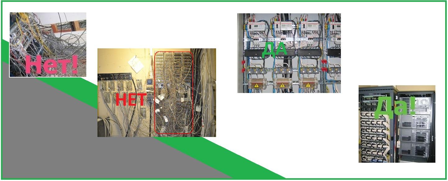 Монтаж систем видеонаблюдения 2