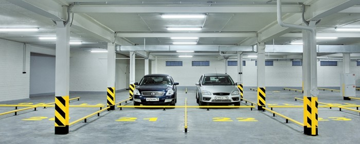 Автоматизация парковки