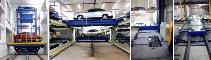 Высококачественное оборудование для парковки
