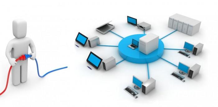 Установка структурированных кабельных систем