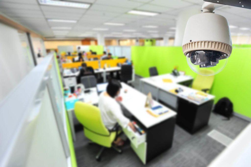 Готовые комплекты видеонаблюдения для офиса