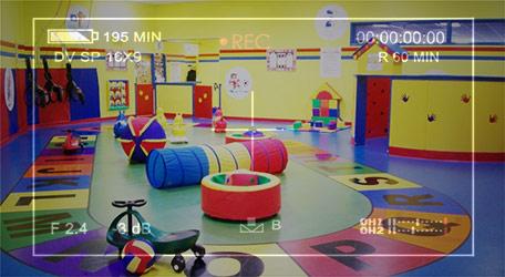 Причины размещения камер в детском саду