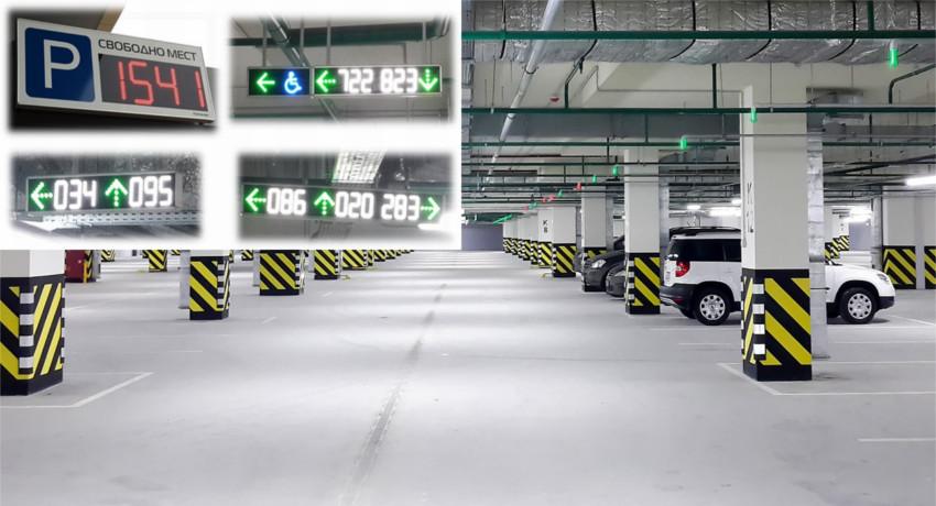 Автоматизированная система управления платной парковкой