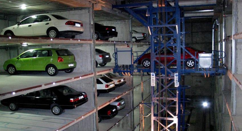 Особенности автоматизированной парковки
