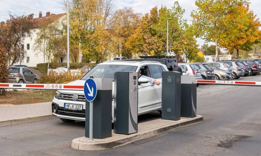 Обслуживание автоматизированных парковок