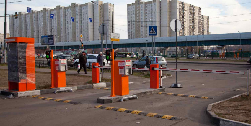 В какой области применяется система автоматизации платных паркингов