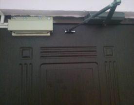 Установка контроля доступа в г. Щелково