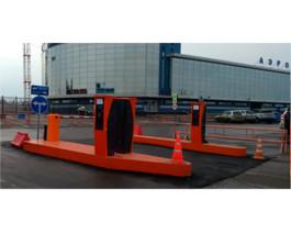 Автоматизированные парковки в аэропортах