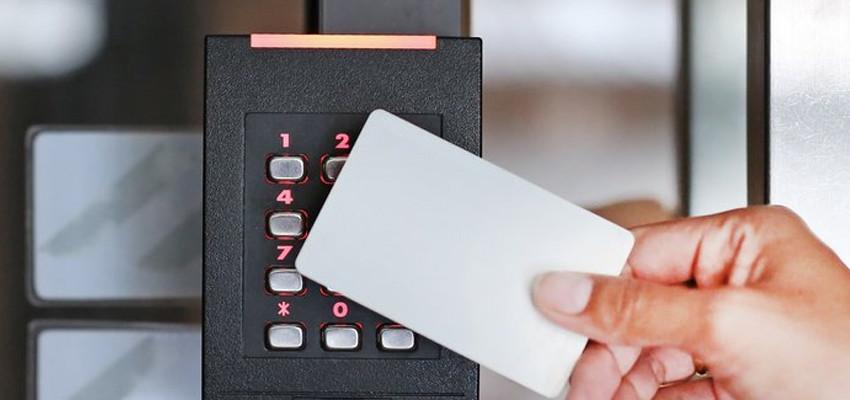 Системы контроля доступа в помещения